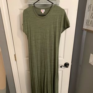 LulaRoe Maria Maxi Dress